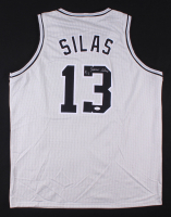 James Silas Signed Jersey (JSA COA)