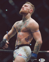 Conor McGregor Signed UFC 8x10 Photo (Beckett COA)