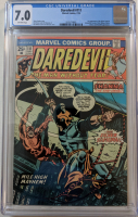 "1974 ""Daredevil"" Issue #111 Marvel Comic Book (CGC 7.0)"