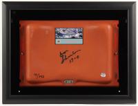 "Don Shula Signed LE Orange Bowl Stadium Seat 17.75x23.5x4 Custom Framed Shadowbox Display Inscribed ""17-0"" (Fanatics Hologram)"