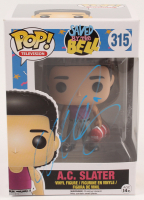 """Mario Lopez Signed """"Saved By The Bell"""" A.C. Slater #315 Funko Pop! Vinyl Figure (Beckett COA) at PristineAuction.com"""