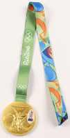 Usain Bolt Signed Rio 2016 Olympic Games Gold Medal (Beckett COA) at PristineAuction.com