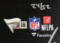 2017 Super Bowl Champions Philadelphia Eagles LE 20x24 Custom Framed Canvas Team-Signed by (20) with Carson Wentz, Nick Foles, Zach Ertz, Fletcher Cox, Alshon Jeffrey (Fanatics Hologram) at PristineAuction.com