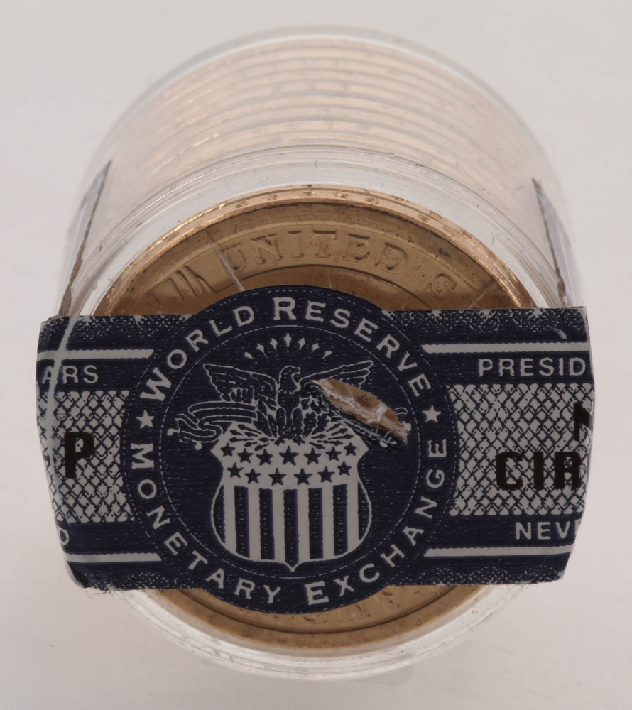 ballistic roll coins