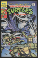 Kevin Eastman Signed Teenage Mutant Ninja Turtles Original Comic Book with Hand-Drawn Turtles Sketch (PA COA) at PristineAuction.com