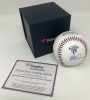 Pete Alonso Signed 2019 All-Star Game Logo Baseball (Fanatics Hologram) at PristineAuction.com