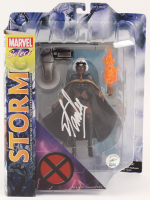 "Stan Lee Signed ""Storm"" X-Men Marvel Action Figure (Lee Hologram)"