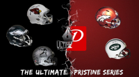 The Ultimate Full-Size Football Helmet Live Break Mystery Box - Pristine Series (#3 of 24)