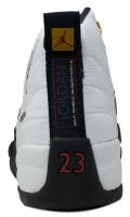 Pair of (2) Michael Jordan Signed Air Jordan XII Basketball Shoes (JSA LOA & UDA Hologram) at PristineAuction.com
