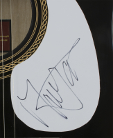 Mick Jagger Signed Acoustic Guitar (REAL LOA) at PristineAuction.com