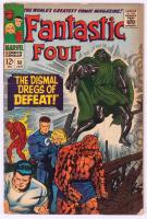 "1967 ""Fantastic Four"" Issue #58 Marvel Comic Book"