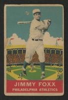 1933 DeLong #21 Jimmie Foxx