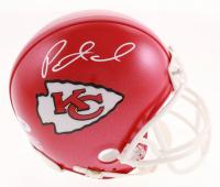 Patrick Mahomes Signed Kansas City Chiefs Mini Helmet (PSA COA)