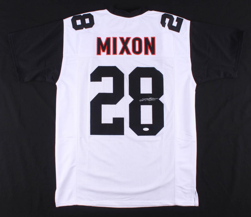 Joe Mixon Signed Jersey (JSA COA) | Pristine Auction