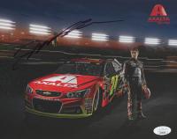 Jeff Gordon Signed NASCAR 8x10 Photo (JSA COA)