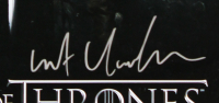 "Kit Harington Signed ""Game of Thrones"" 28x40 Custom Framed Poster Display (Radtke COA) at PristineAuction.com"