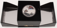 2016 Batman vs. Superman: Dawn of Justice $30 Thirty Dollar 2 oz Fine Silver Colorized Coin with Display Box