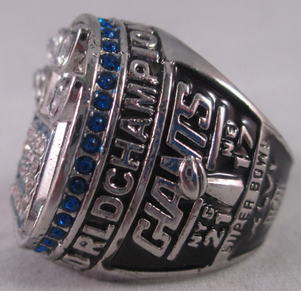 new york giants super bowl ring replica collections