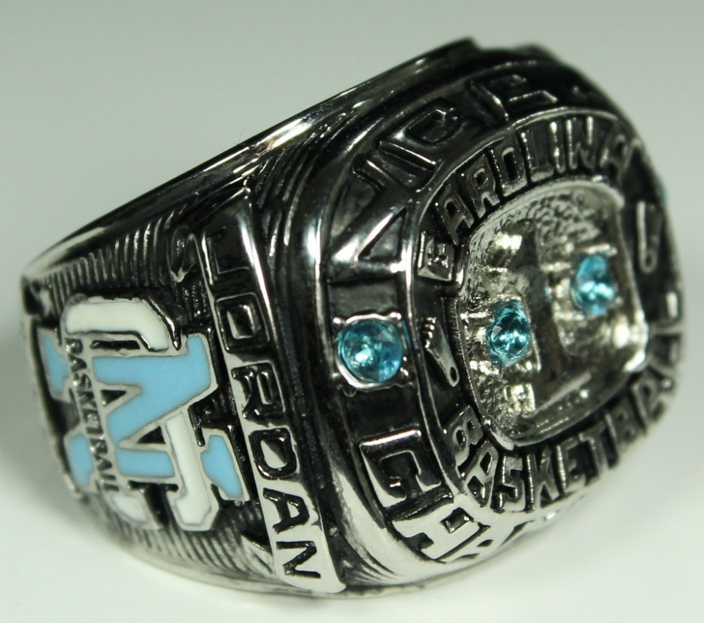 Unc Championship Ring Replica