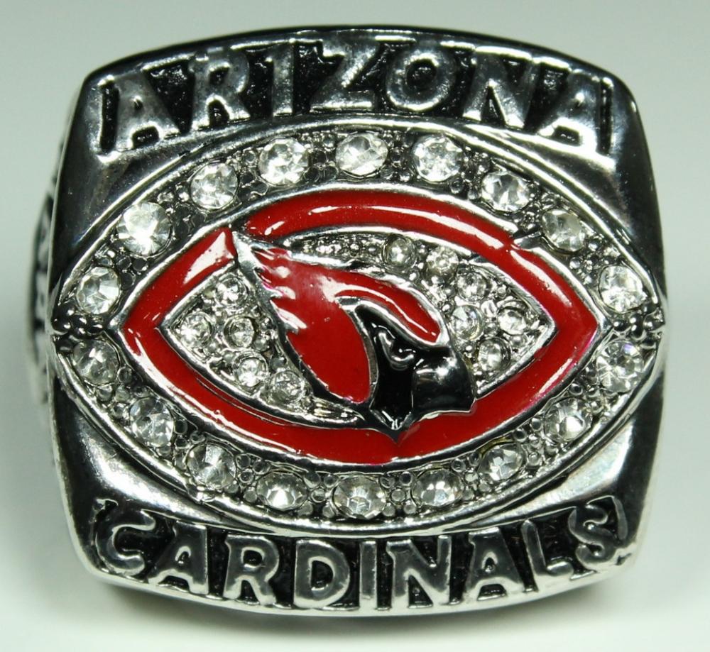 Arizona Cardinals Nfc Championship Ring