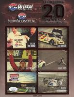 Dale Earnhardt Jr. Signed NASCAR 8x10 Photo (JSA COA)