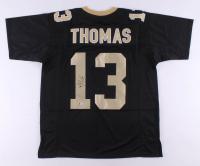 Michael Thomas Signed Jersey (Beckett COA)