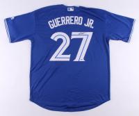 Vladimir Guerrero Jr. Signed Toronto Blue Jays Jersey (PSA Hologram)