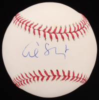 Al Sharpton Signed OML Baseball (JSA COA) at PristineAuction.com