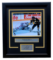 Mario Lemieux Pittsburgh Penguins 11x14 Custom Framed Photo Display with Laser Engraved Signature