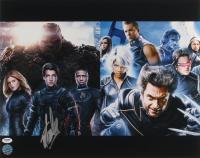 "Stan Lee Signed ""Fantastic Four / X-Men"" 16x20 Photo (PSA COA & Lee Hologram)"