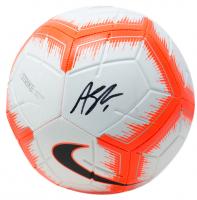 Alyssa Naeher Signed Soccer Ball (JSA COA)