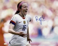 Rose Lavelle Signed Team USA 16x20 Photo (JSA COA)