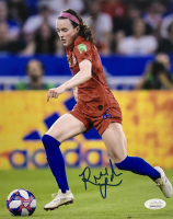Rose Lavelle Signed Team USA Soccer 8x10 Photo (JSA COA) at PristineAuction.com