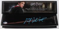"Daniel Radcliffe Signed ""Harry Potter"" Illuminating Tip Wand (Beckett COA)"