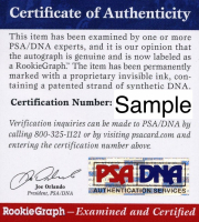 Saquon Barkley Signed Jersey (PSA COA) at PristineAuction.com