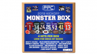 Press Pass Collectibles 2019 NFL Kickoff Monster Mystery Box – Series 1 (Limited to 50)