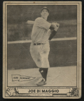 1940 Play Ball #1 Joe DiMaggio at PristineAuction.com