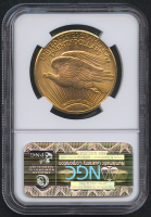 1926 $20 Saint-Gaudens Double Eagle Gold Coin (NGC MS 64) at PristineAuction.com