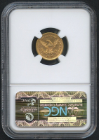 1903 $2.50 Liberty Head Quarter Eagle Gold Coin (NGC AU 58) at PristineAuction.com