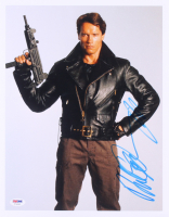 "Arnold Schwarzenegger Signed ""The Terminator"" 11x14 Photo (PSA COA)"