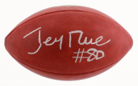 Jerry Rice Signed NFL Football (JSA COA)