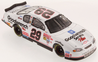 Kevin Harvick LE NASCAR 2001 Monte Carlo Black Numbered 1:24 Die-Cast Car at PristineAuction.com