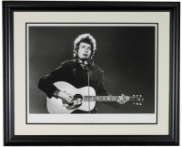 "The Hulton Archive - Bob Dylan ""Like a Rolling Stone"" LE 23x28 Custom Framed Fine Art Giclee (PCV COA)"