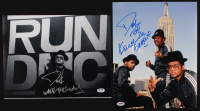 "Lot of (2) Darryl McDaniels Signed ""Run-D.M.C."" 11x14 Photos with (2) Inscriptions (PSA COA) at PristineAuction.com"