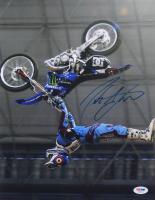 Nate Adams Signed 11x14 Photo (PSA COA)