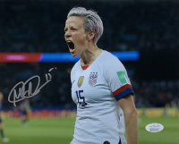Megan Rapinoe Signed Team USA 8x10 Photo (JSA COA)