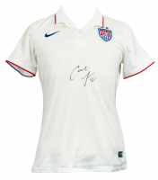 Carli Lloyd Signed Team USA Nike Soccer Jersey (JSA COA)