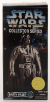 """David Prowse Signed """"Star Wars"""" Collector Series Action Figure Inscribed """"Is Darth Vader"""" (JSA COA)"""