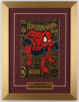 "Vintage 1990 ""Spider-Man"" Issue #1 Marvel 13x17 Custom Framed Comic Book Display"