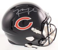 Khalil Mack Signed Chicago Bears Full-Size Speed Helmet (Beckett COA)